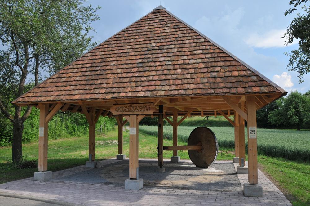 Die Rekonstruktion der Hermannsmühle