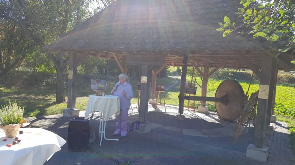 Vortrag von Dr. Karin de la Roi-Frey